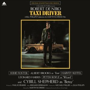 Taxi Driver (Original Soundtrack) [Import]