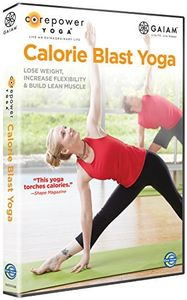 Gaiam Calorie Blast Yoga