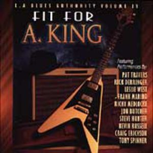 La Blues Authority: Fit for a King /  Various