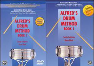 Alfred's Drum Method, Vol. 1 [w Book] [Instructional]