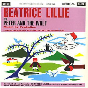 Prokofiev /  Peter and the Wolf
