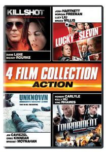 4 Film Collection: Action
