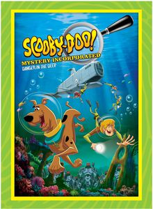 Scooby-Doo Mystery Inc Season 2 Part 1: Danger In The Deep