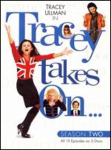 Tracey Takes On: The Complete Second Season [Standard] [3 Discs]