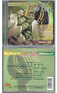 Best of Doo Wop 10 /  Various