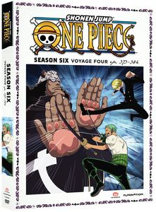 One Piece: Season Six - Voyage Four