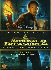 National Treasure 2: Book Of Secrets [WS] [Gold Collector's Edition] [2 Discs] [O-Sleeve]
