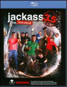 Jackass 3.5: The Unrated Movie [Widescreen]
