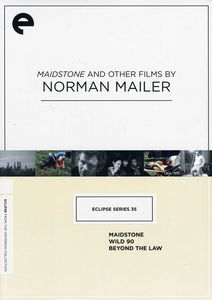 Criterion Coll: Eclipse 35 - Maidstone and Other Films By Norman Mailer