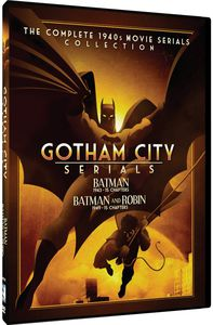 Gotham City Serials: Batman /  Batman and Robin