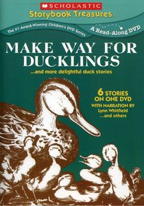 Make My Way for Ducklings & More Delightful Duck