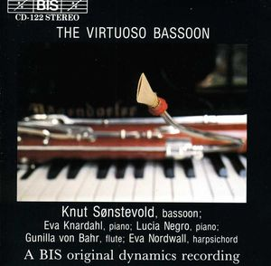Virtuoso Bassoon /  Various