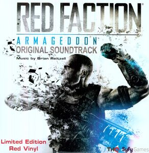 Red Faction Armageddon (Original Game Soundtrack)