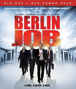 Berlin Job [BD + DVD Combo]
