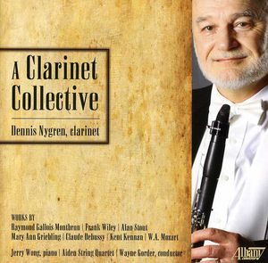 Dennis Nygren: A Clarinet Collective