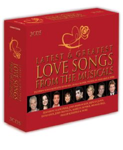 Latest & Greatest Love Songs from the Musicals /  O.S.T. [Import]