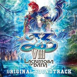 Ys 8 -Lacrimosa Of Dana (Original Soundtrack) [Import]