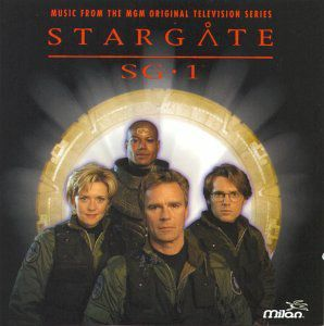 Stargate SG-1 (Original Soundtrack)