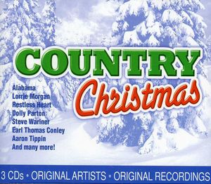 Country Christmas /  Various