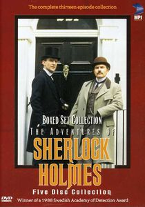 The Adventures of Sherlock Holmes: Five Disc Collection