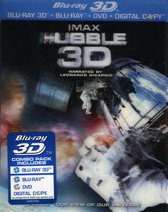IMAX: Hubble [Widescreen] [3D Blu-ray/ 2D Blu-ray] [O-Sleeve]