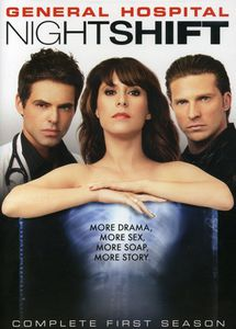 General Hospital - Night Shift: Season 1 [Standard] [3 Discs]
