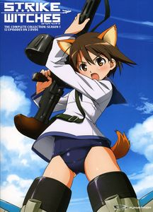 Strike Witches: First Season Box Set