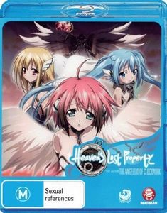 Heavens Lost Property: The Angeloid of Clockwork