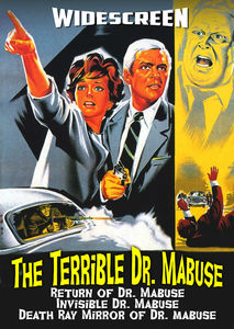 The Terrible Dr. Mabuse Triple Feature