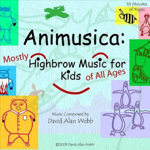 Animusica: Mostly Highbrow Music for Kids