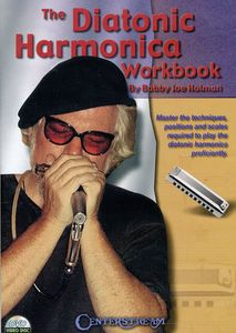 The Diatonic Harmonica Workbook [Instructional]