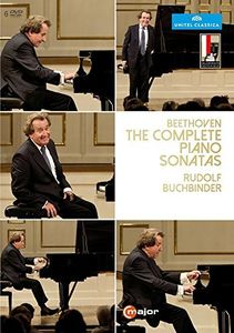Beethoven: The Complete Piano Sonatas [Box Set]