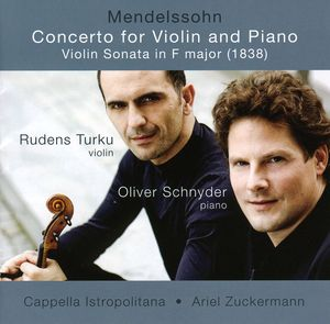 Concerto for Violin & Piano