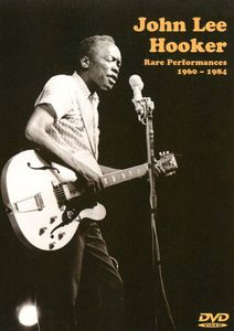 John Lee Hooker Rare Performances 1960 - 1984