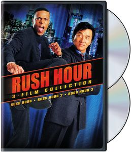 Rush Hour 1-3 Collection [2 Discs] [Widescreen]