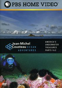 Jean-Michel Cousteau: Ocean Adventure - America's Underwater Treasures
