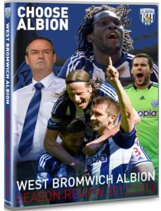 West Bromwich Albion Season Review 2012/ 13