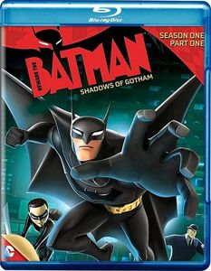 Beware the Batman: Season 1 Part 1: Shadows of Gotham