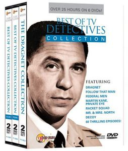 Best of TV Detectives Collection