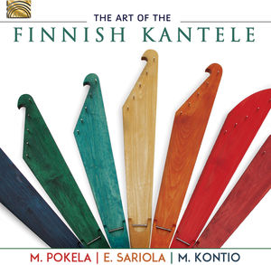 Art of the Finnish Kantele