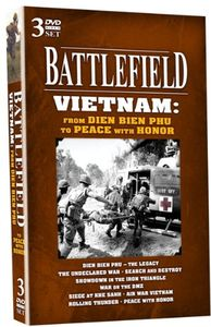 Battlefield Vietnam: From Dien Bien Phu To Peace With Honor [3 Slimline]
