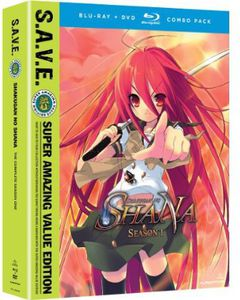 Shakugan No Shana: Season One - S.A.V.E.