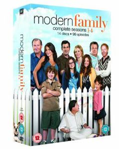 Modern Family: Seasons 1-4