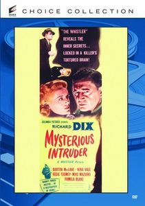 Mysterious Intruder [1946]