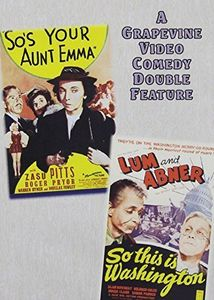 So's Your Aunt Emma (1942)/ So This Is Washington