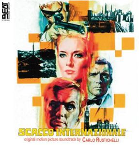 Scacco Internazionale (Original Soundtrack) [Import]