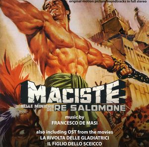 MacIste Nelle Miniere Di Re [Import]
