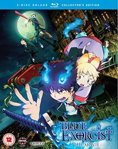 Blue Exorcist the Movie