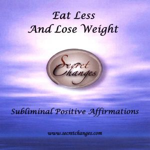 Subliminal Affirmations Eat Less & Lose Weight