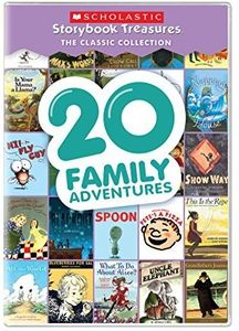 20 Family Adventures - Scholastic Storybook Treasures: The Classic